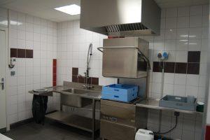 Equipement salle polyvalente, cuisine