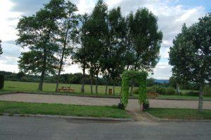 Terrain de Pétanque Fontaine 90150 Loisirs